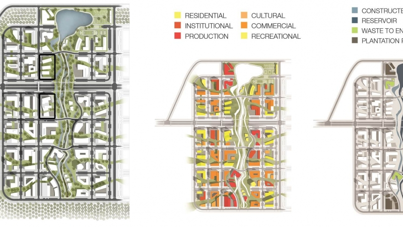 Interscape students layout