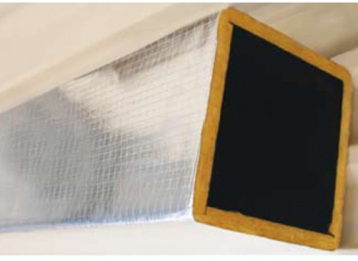 Lightweight Hvac Insulation