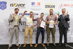 ISOVER Students Archichecture competition